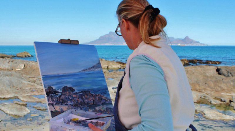 Lav malerier af motiver der inspirerer dig